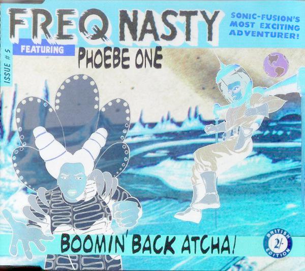BoominBackAtcha_Remixes