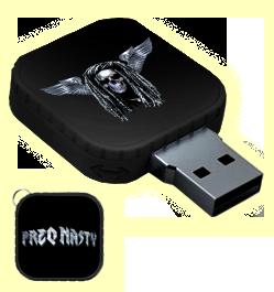 FREQ NASTY TWIST USB