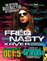 FreQ Nasty Kansas poster