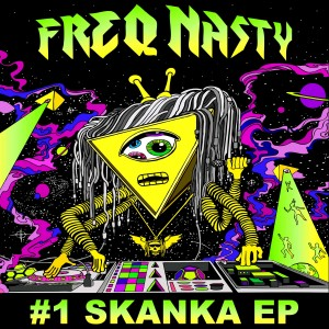 #1 SKANKA EP artwork