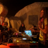 Hookahdome @ Burning Man 2010