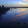 Sunset on the West Coast of NZ - 2010
