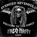 Avenged Sevenfold – Welcome To The Family (FreQ Nasty Remix)